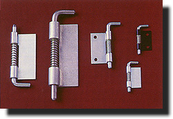 zinc plated latch
